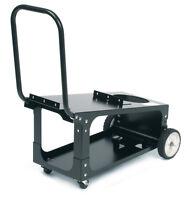Lincoln Mig Welding Cart 80 Cu.ft Bottle Capacity K2275-1