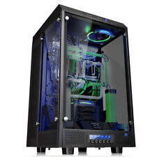 Thermaltake Tower 900 PC Gaming Watercooling Case E-ATX Tempered Glass Sides