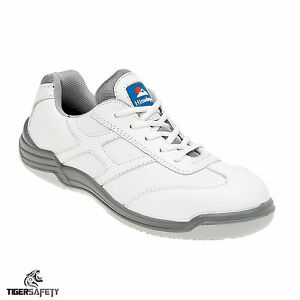 Trainers 4200 Cap S1p Safety Toe Shoes Composite Leather Src White Himalayan Ax46qzdww