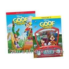 Goof Troop Complete Disney Family Series w/ Goofy & Son Max Box / DVD Set(s) NEW