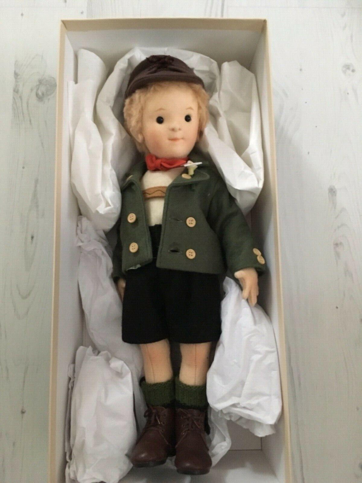 Steiff KINDER R. John Wright Lukas edizione limitata bambole feltro SERIE 246/500