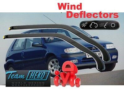 Heko 17158 Wind Deflectors