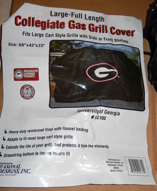 NCAA North Carolina Tar Heels 59-Inch Grill Cover