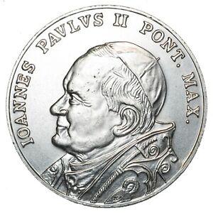 PAPA San Giovanni Paolo II 1978-2005 MEDAGLIA PORTOGHESE