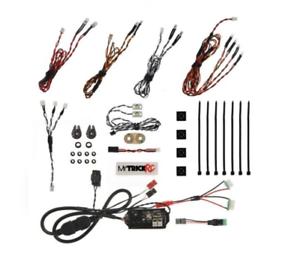 MYKTB 3 mytrickrc Traxxas TRX-4 Bronco Attack Kit de Luz LED