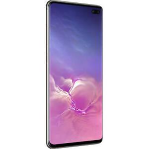 Samsung AT&T 512GB Galaxy S10+ Smartphone Black SM-G975U