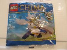 Lego Chima 30250 SEALED BRAND NEW Ewar's Acro Fighter