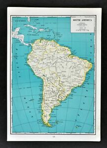 Details about 1944 Geographical Map South America zil Argentina Peru on geographical map of argentina, geographical map of mexico, tidewater region north america, geographical map of papua new guinea, detailed map south america, blank south america, geographical map of new york state, geographical map of the united kingdom, geographical map of the east coast, map of central america, map of north america, geographical map of singapore, geographical map of the states, geographical map of indochina, geographical map of the americas, geographical map of malaysia, geographical asia map, geographical map of the rocky mountains, patagonia south america, geographical map of the former soviet union,