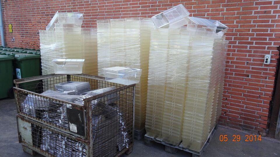 Dyre bur / Dyre container pris/stk