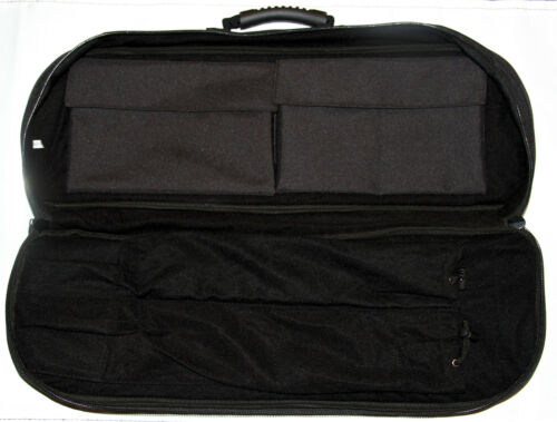 """BLACK OMP TAKEDOWN RECURVE BOW CASE WILL ACOMODATE BOWS UP TO 66/"""""""