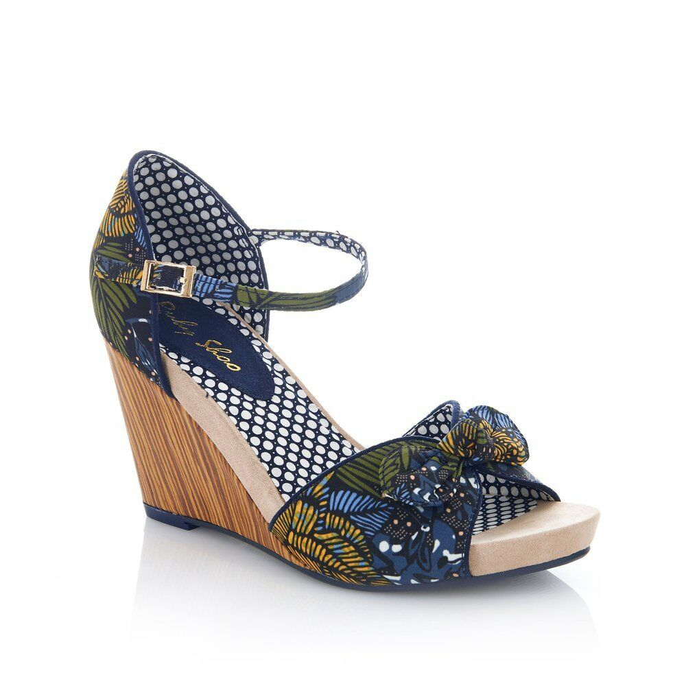 Ruby Schuhes Shoo Molly Jungle Wedge Schuhes Ruby e47e73