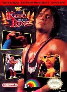 WWF-King-of-The-Ring-Wrestling-Authentic-Nintendo-NES-Game
