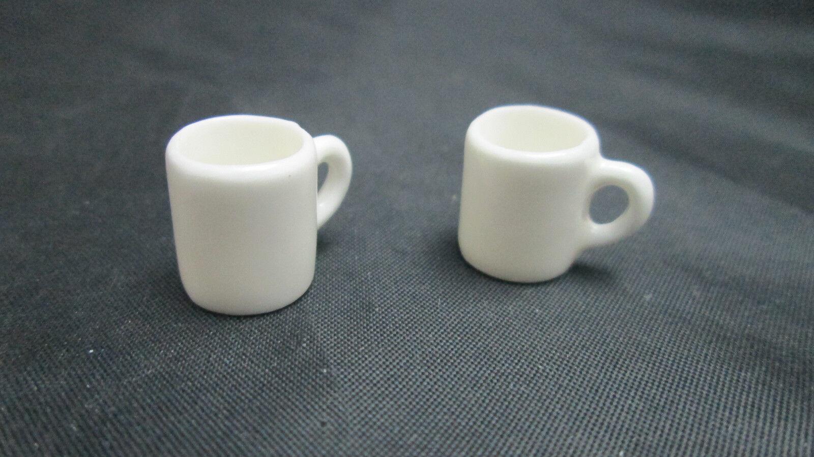 Dollhouse Florida Ceramic Coffee Mug for 1:12 Doll House Miniature Scene