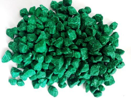 Dekosteine Grün 3Kg=6st Dekokiesel Kiesel Dekoration Kieselsteine Dekomaterial