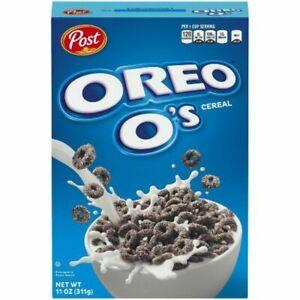 Post Oreo O 's Céréales 11 Oz (environ 311.84 G)-afficher Le Titre D'origine