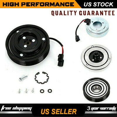AC Compressor CLUTCH Repair KIT For Nissan Rogue 2.5L l4 DOHC 4-Door 2008-2013