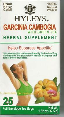 Hyleys Garcinia Cambogia With Green Tea Herbal Supplement Ebay