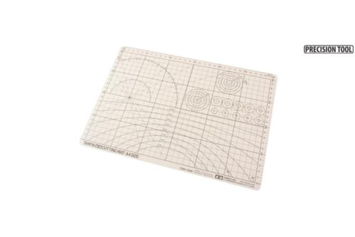 Tamiya 74056 Tapis de découpe A4 - Cutting Mat
