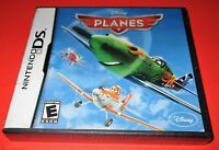 Disney Planes Nintendo Ds-dsi-lite-xl-3ds Factory Sealed Free Shipping