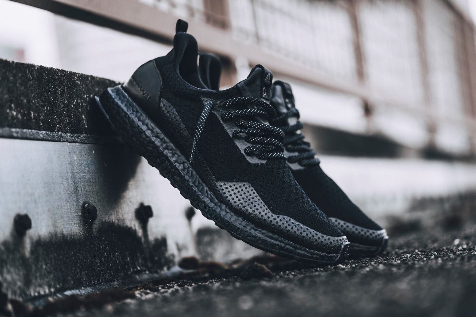 ADIDAS ULTRA BOOST HAVEN REAL LEATHER BY2638 (NEW) UK SIZES 6.5