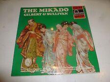 GILBERT & SULLIVAN - The Mikado - 1966 UK Vinyl LP