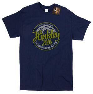 The Burbs Hinkley Hills Inspired T-shirt - Classic Retro 80s Film Movie Tee