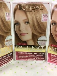 Image Is Loading Lot Of 3 L 039 Oreal Excellence Creme