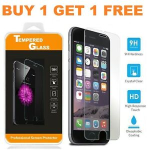 Tempered-Glass-Screen-Protector-For-Apple-iPhone-7-100-Genuine