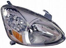 2003-2005 Toyota Echo Coupe/Sedan New Right/Passenger Side Headlight Assembly