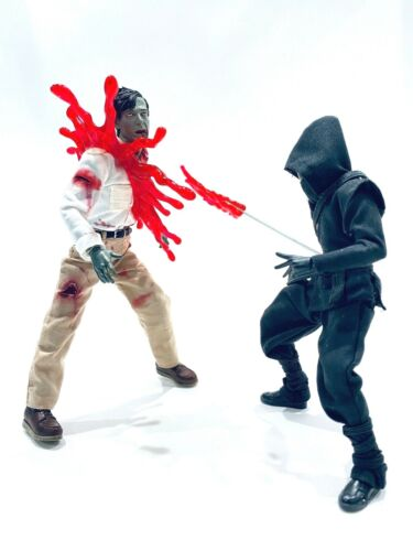 "Sword Slashing 1//12 Blood Effects for 6/"" action figure FIG-BES+BEG Gun Shot"