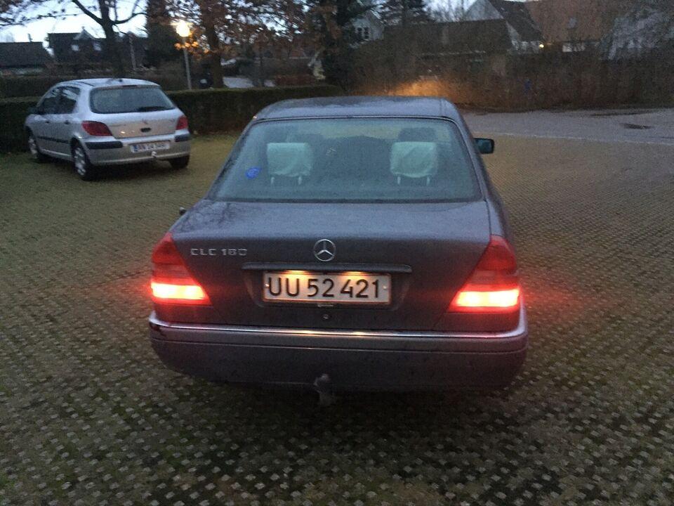 Mercedes C180, 1,8 Classic, Benzin