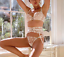 SET-FOR-LOVE-amp-LEMONS-Victorias-Secret-Sweetheart-Bra-Thong-Panty-M-SOLDOUT miniatuur 1