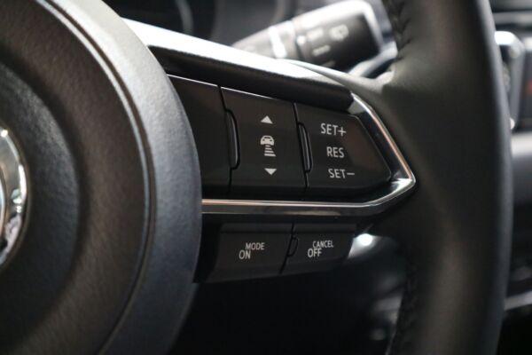 Mazda CX-5 2,2 Sky-D 184 Optimum aut. AWD - billede 4