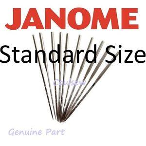 JANOME FM725 FELTING MACHINE NEEDLES x 10 STANDARD EMBELLISHER XPRESSION