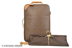 Louis Vuitton Monogram Pegas 55 Carry Case M23294 - YG01170
