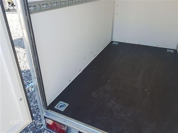 Trailer Cargo F7520D 150 Bremser, lastevne (kg): 750