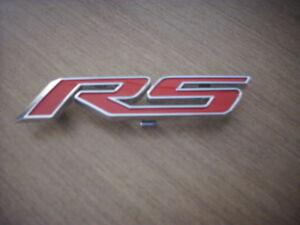 2016 Chevrolet Cruze Rs Grille Emblem Logo Badge Used Oem