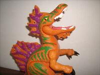 Fisher Price Imaginext Ripper The Spinosaurus Dinosaur Roars & Chomping Action