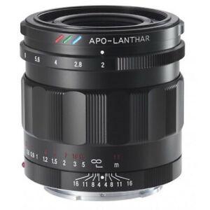 Voigtlander APO-LANTHAR 50mm f/2 Aspherical for Sony E ship from EU