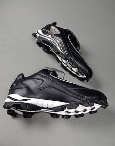 bba0062e7 VKM Viper Senior Men s Baseball Softball Cleats Black (NEW) Retails ...