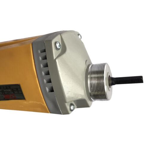 220V Electric Hand Held Concrete Vibrator Bubble Remove Cement Finishing Tool DE