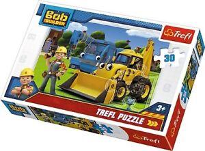 Trefl-Bob-The-Builder-30-Piece-Puzzle