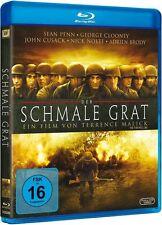 DER SCHMALE GRAT (Sean Penn, Ben Chaplin, Adrien Brody) Blu-ray Disc NEU+OVP