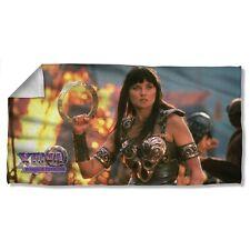 "Xena Warrior Princess Chakram Licensed Beach Towel 30"" X 60"""