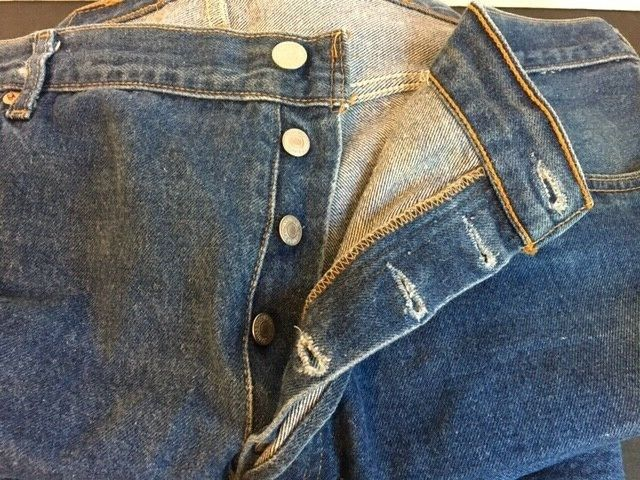 levis 501xx made in usa - image 3