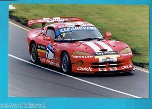 #NN, #5.  MOTORSPORT  CAR RACING PHOTOGRAPH - VIPER