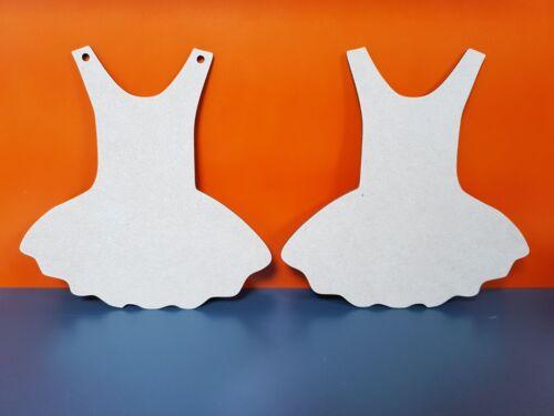 Mdf Tutu 3mm with holes or no holes 15cm & 20cm (WC1021/1022)