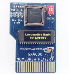 Locomotive-Basic-FR-B-Rubber-Cartridge-for-Amstrad-CPC-CPC-464-6128-plus