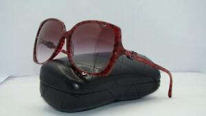 3907911aaf2df Image is loading CHANEL-5216-13063P-Red-Sunglasses -Sonnenbrille-Purple-Gradient-
