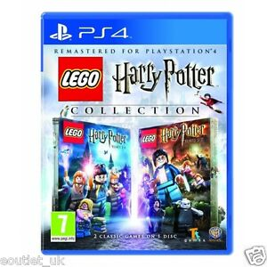 LEGO-Harry-Potter-PS4-COLLEZIONE-KIDS-GIOCO-per-PlayStation-4-Nuovo-e-Sigillato-UK